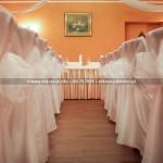 Białe Pokrowce na Krzesła Gdańsk ~ Wynajem Pokrowców Gdynia