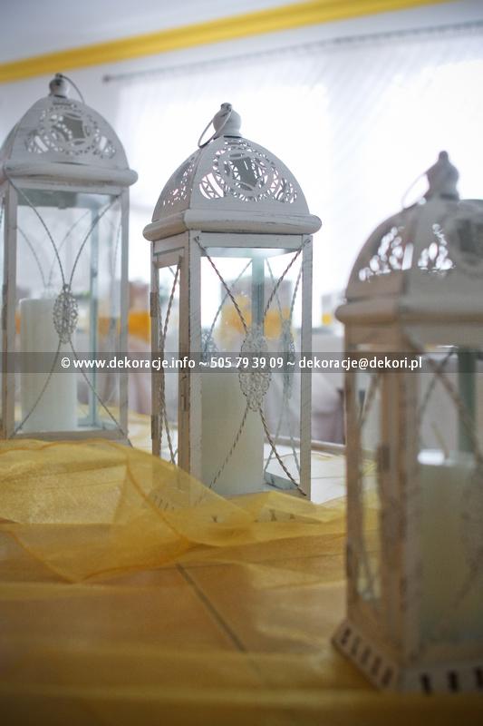 dekoracje ślubne trojmiasto