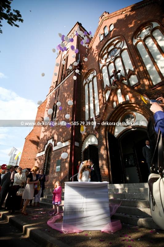 Prezent z balonami Gdańsk