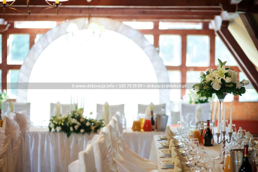 ściana świetlna na weselu