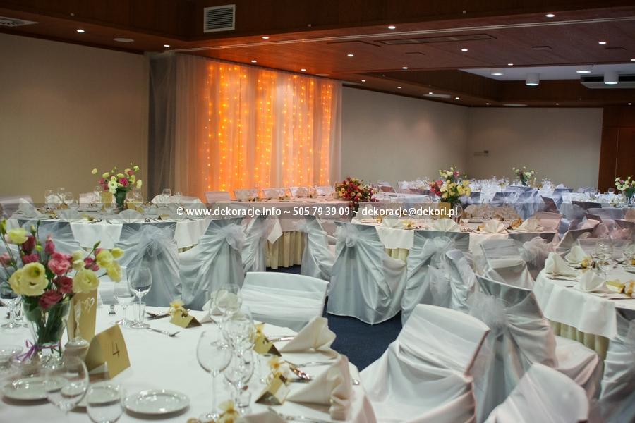 wesele w hotelu łeba