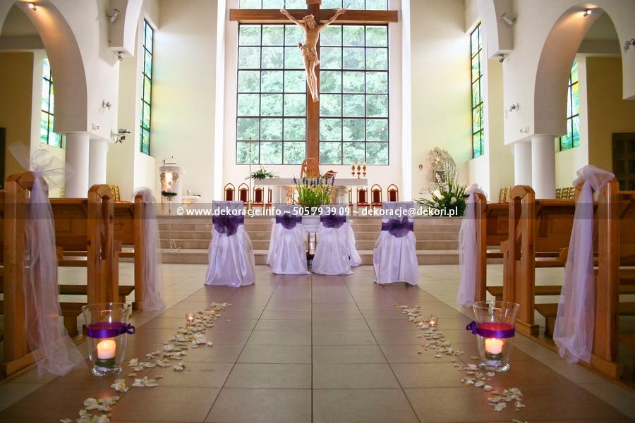 kościół na dąbrowie