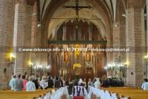dekoracja bazyliki Gdańsk