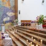 Kościół Najświętszego Serca Pana Jezusa w Gdyni ~ Dekoracja Ślubna Kościoła Gdynia