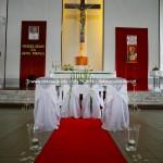 Kościół Niepokalanego Serca Maryi W Gdynia Karwiny ~ Ślubny Wystrój W Kościele
