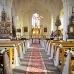 Kościół Św.Jana Chrzciciela w Malborku ~ Dekoracja Ślubna w Kościele