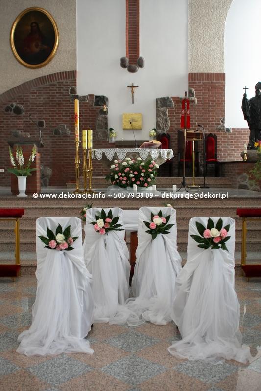dekoracja parafia św.Wojciecha