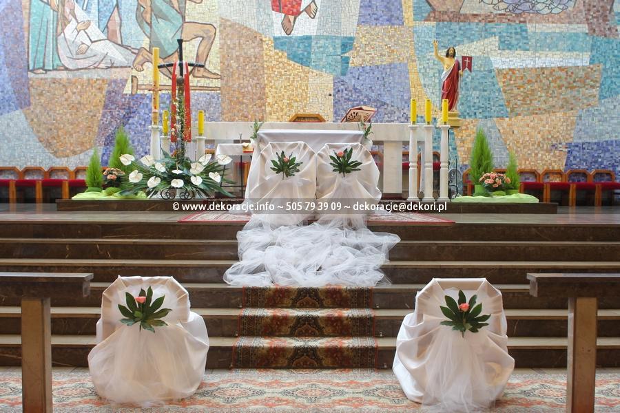 dekoracja ślubna Gdynia