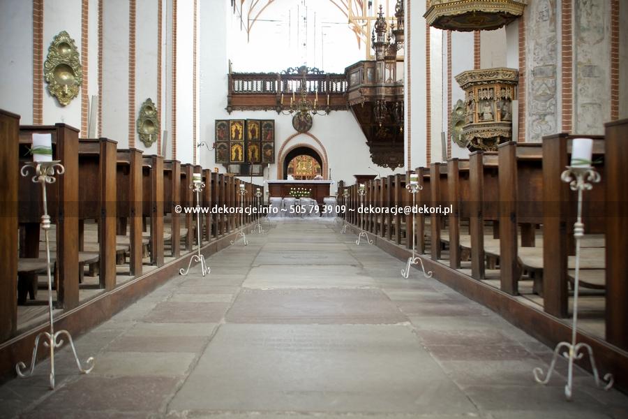 kościół świętej trójcy gdańsk