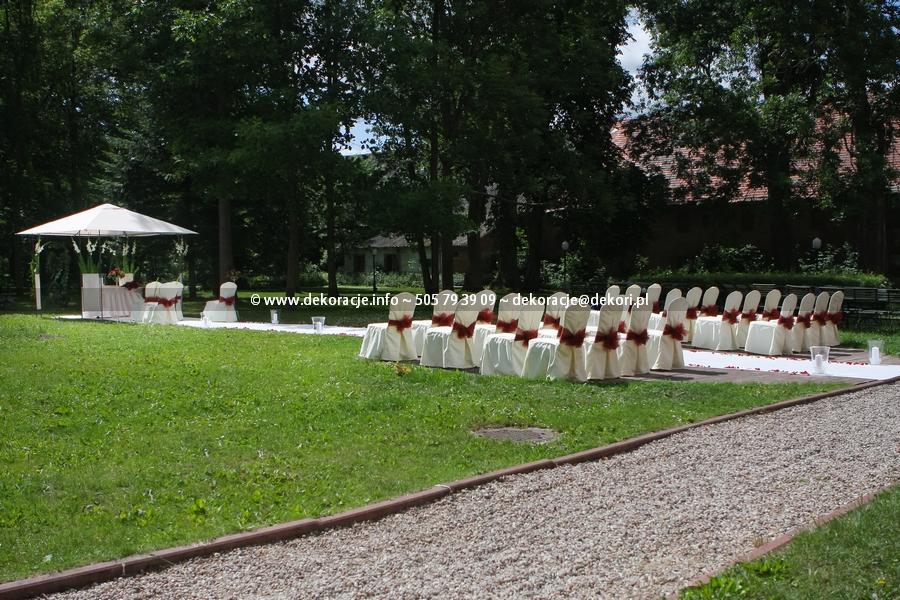 ślub w Leźnie