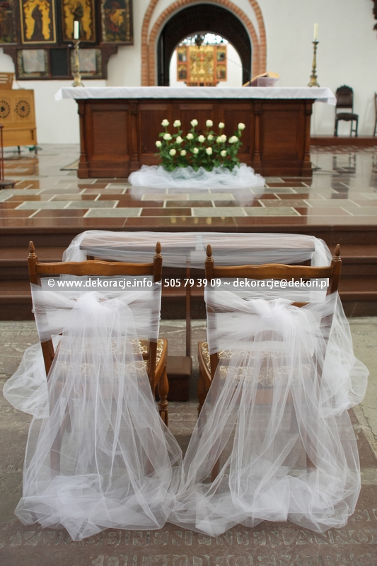 strojenie kościoła świetej trójcy gdańsk