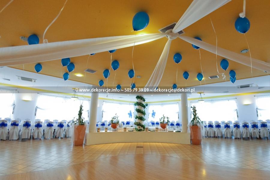 balony z helem na wesele Gdańsk