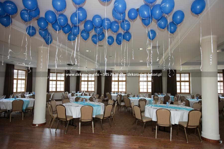 balony z helem sopot