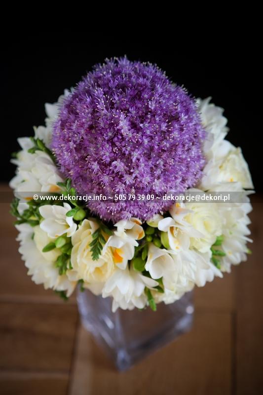 kwiaty dla panny młodej na ślub Gdynia