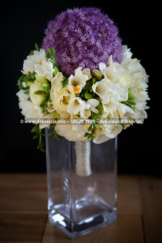 kwiaty do ślubu Sopot