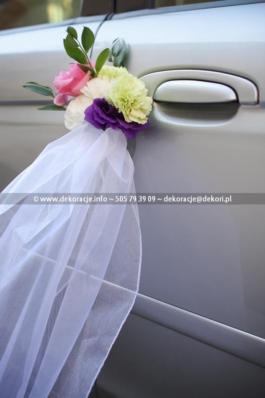 samochód do ślubu Gdańsk