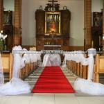 Kościół Św. Antoniego Padewskiego na Wzgórzu w Gdyni ~ Dekoracja Ślubna Kościoła Gdynia