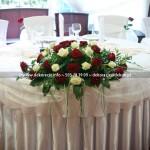 Hotel Falko w Rumi ~ Dekoracja Sali na ślub