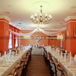 Hotel Wieniawa Rekowo Górne ~ Dekoracja Sali Weselnej na Ślub i Wesele