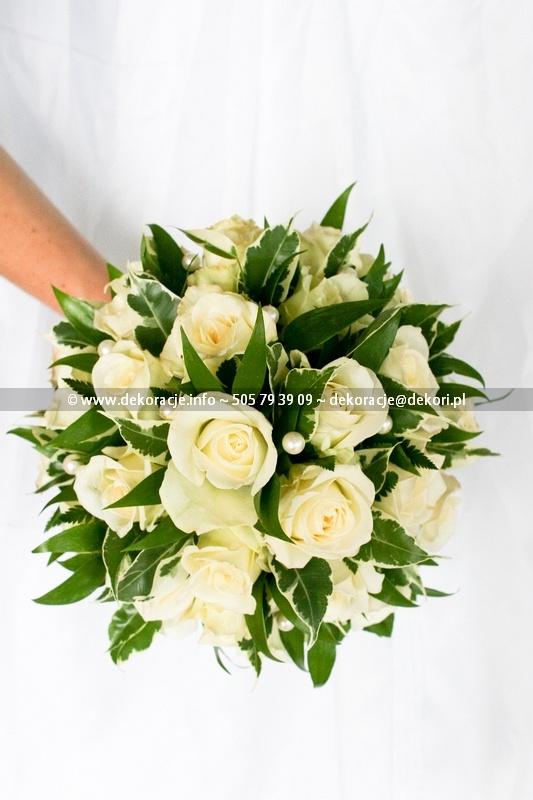 kwiaty do ślubu Gdynia