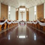 Kościół Św. Maksymiliana Marii Kolbego na Witominie ~ Dekoracja Ślubna Kościoła w Gdyni
