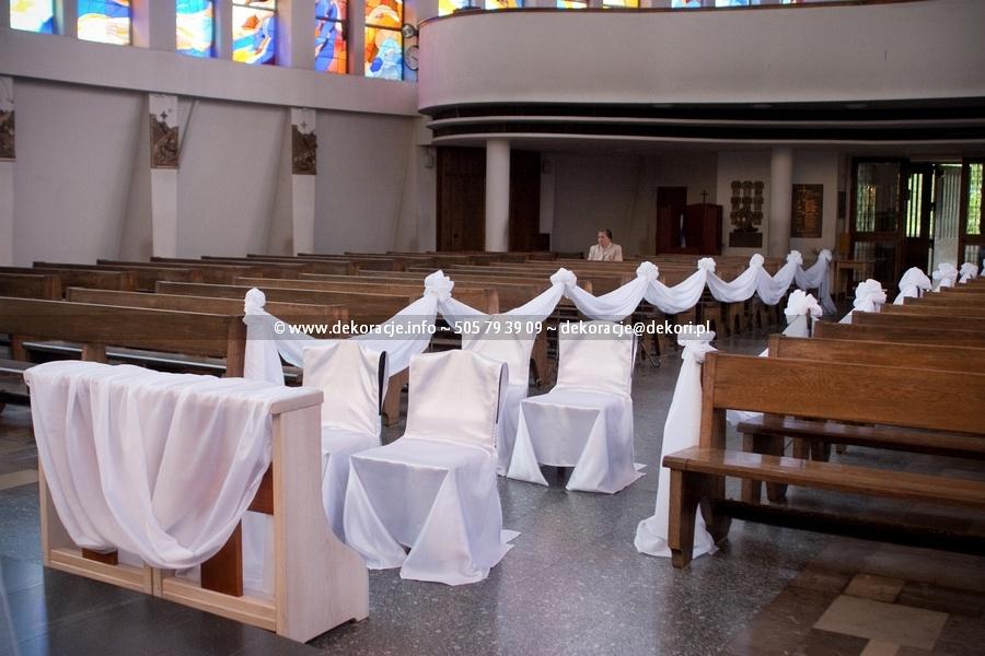 kościół Piotra Rybaka Gdynia dekoracje