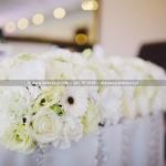 Wichrowe Wzgórze Chmielno ~ Dekoracja ślubna sali w Chmielnie na Kaszubach