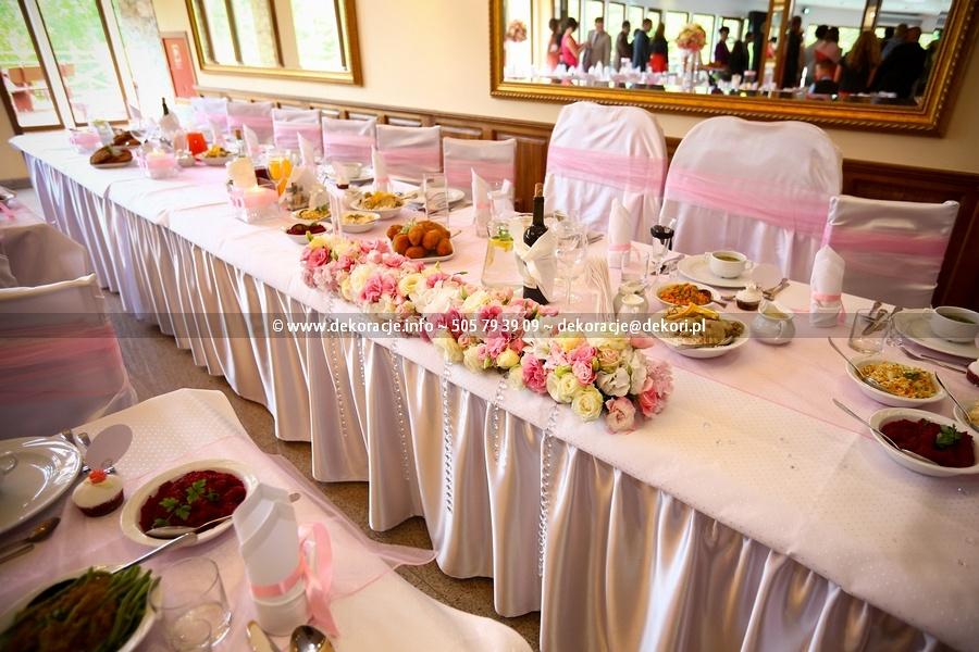 Dekoracje weselne Gdynia