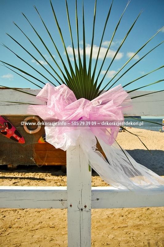 Ślub na plaży Gdynia