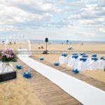 Ślub Cywilny w Plenerze na plaży ~ Organizacja Ślubu Plenerowego ~ Śluby plenerowe