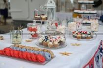 dekoracja ślubna słodkiego bufetu gdynia