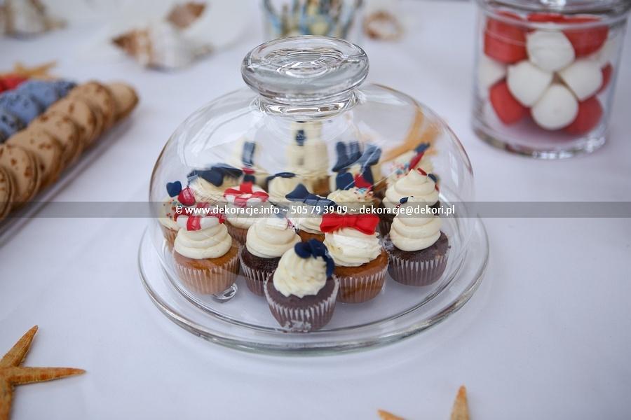 słodki stół na weselu Gdynia
