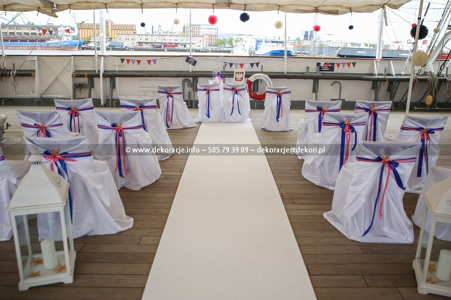 Ślub w plenerze Gdynia