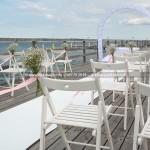 Ślub w Plenerze nad Morzem Gdynia ~ Organizacja i Dekoracja Ślubu Plenerowego Gdańsk