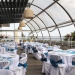 Dekoracja Ślubna Restauracji Vinegre w Gdyni ~ Wystrój Sali na Ślub Gdynia