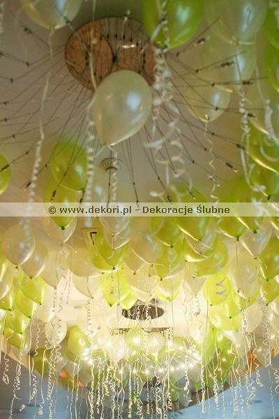 balony na sylwestra Gdańsk