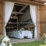 Dekoracje Ślubne Sali w Stylu Boho Rustykalnym ~ Dekoracja Vintage Gdańsk