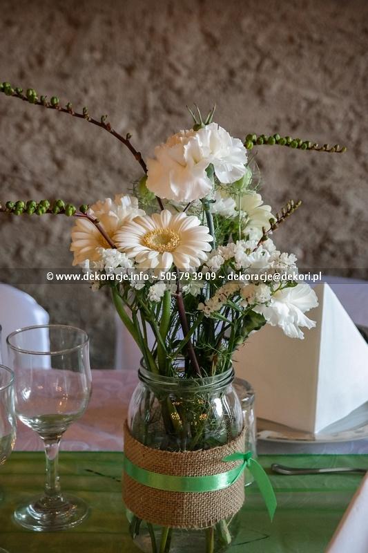 Dekoracje ślubne Sali W Stylu Boho Rustykalnym Dekoracja Vintage