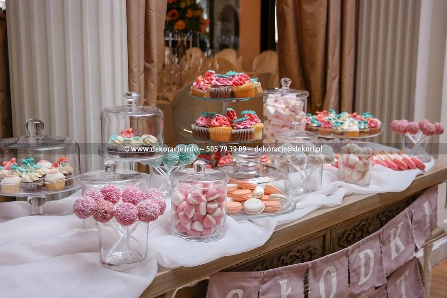 słodki bufet gdańsk