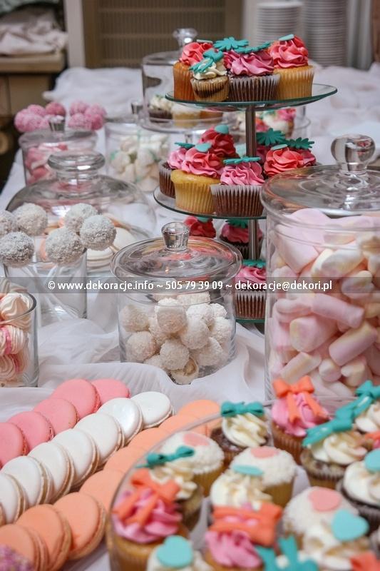 słodki bufet lizaki gdynia