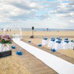 Organizacja Ślubu w Plenerze nad Morzem Gdynia Sopot Gdańsk
