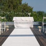Ślub w Plenerze nad Morzem ~ Dekoracja Ślubu Plenerowego Gdynia