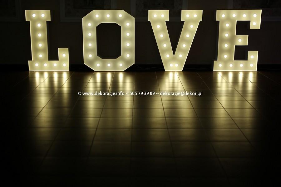 Love na ślub wesele Pomorskie