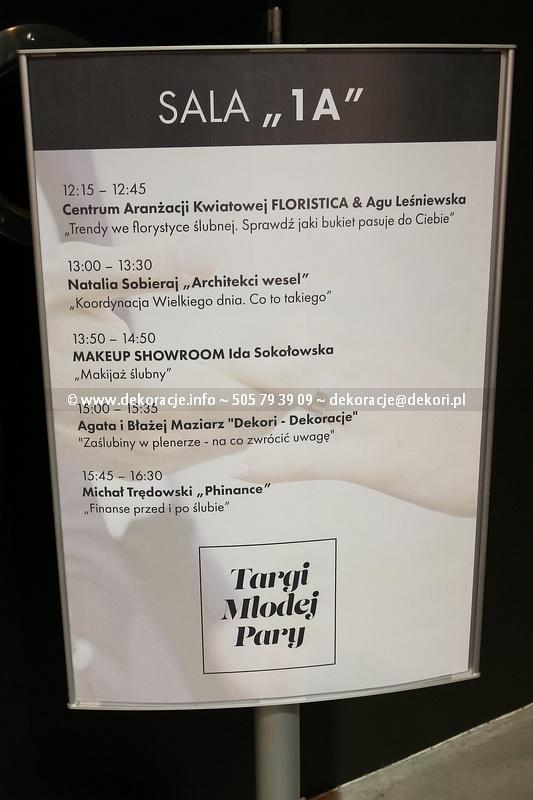 prelekcje targi ślubne Gdańsk