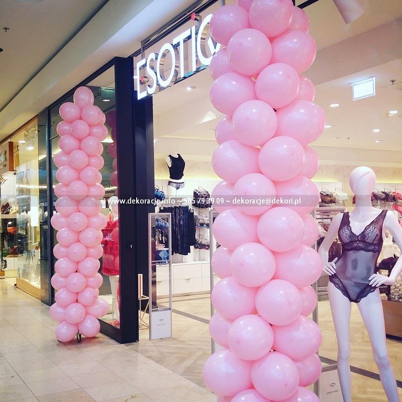 bramy balonowe z balonów Gdynia