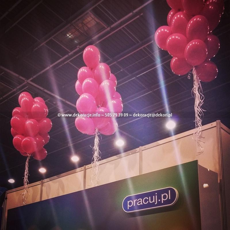 dekoracje balonowe Trójmiasto