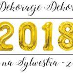 Dekoracja Sylwestrowa Sali Restauracji na Sylwestra Gdańsk Sopot Gdynia Trójmiasto