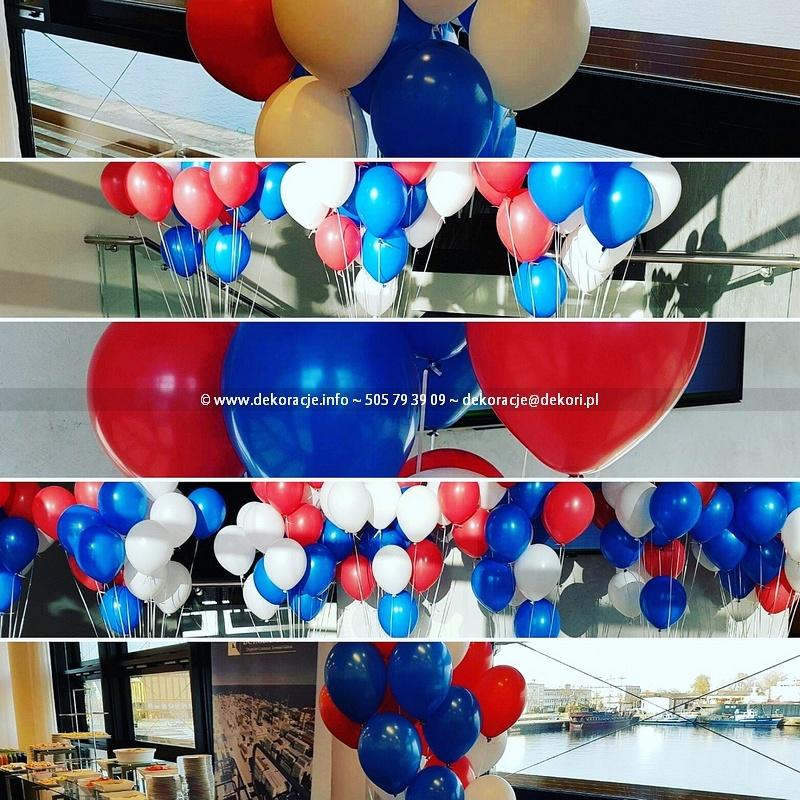 dekoracje balonowe Gdańsk